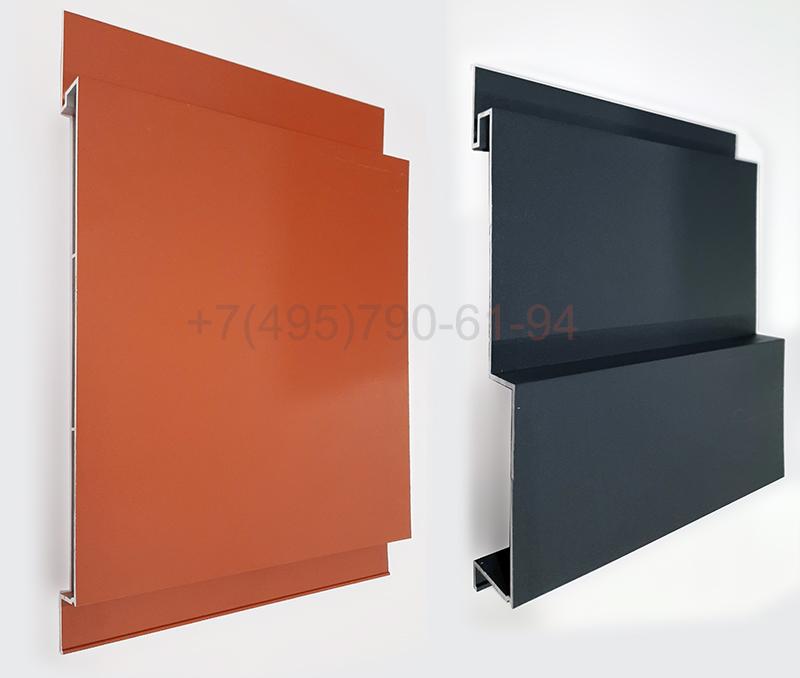 Алюминиевая облицовка для вентилируемого фасада